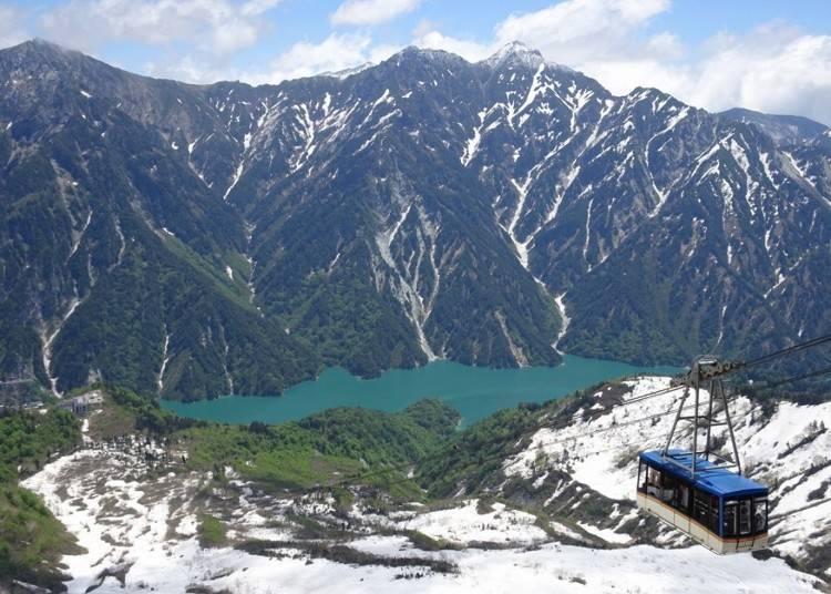 「立山黑部阿爾卑斯山脈路線」基本資訊