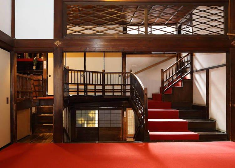 5:「忍者寺」でからくり屋敷を楽しむ
