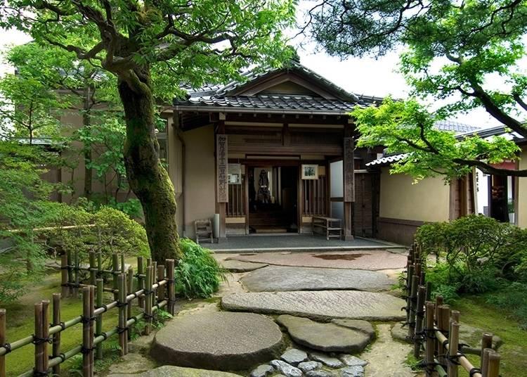 12:武家屋敷跡「野村家」で江戸時代にタイムトリップ
