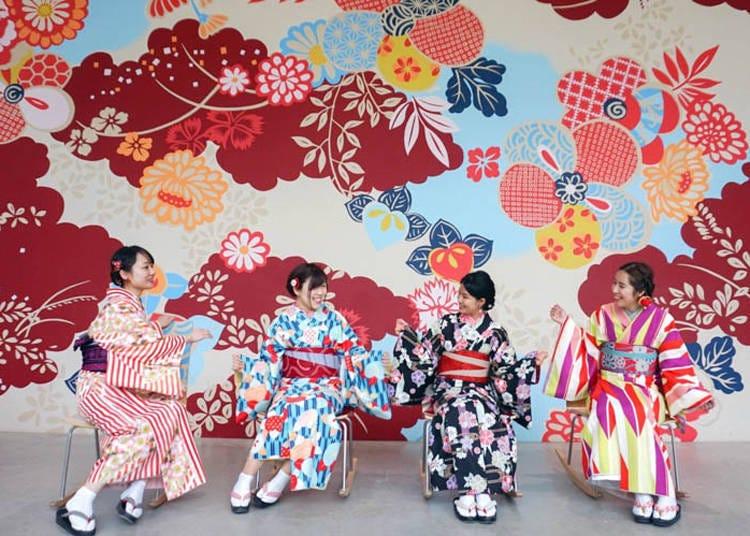 4. 무료로 개방 중인 '가나자와 21세기 미술관'에서 예술을 즐기다!