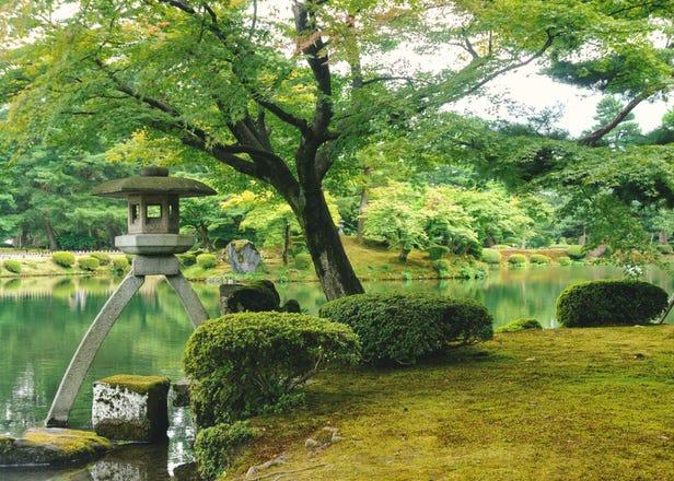 10個金澤必玩景點!兼六園、21世紀美術館、近江町市場、東茶屋街等