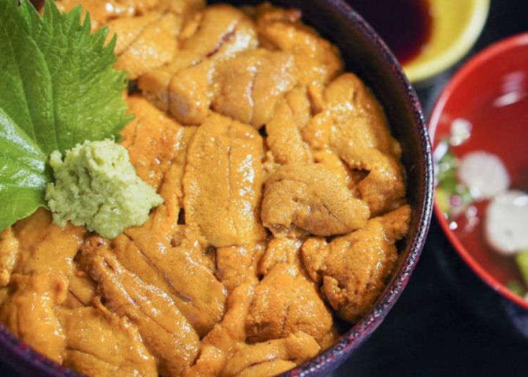 Kanazawa Omicho Market Must-Eats: 3 Restaurants with Huge 'Kaisendon' Seafood Bowls!