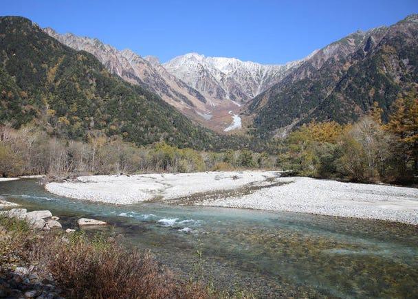 The Hotaka Mountain Range: a symbol of Kamikochi