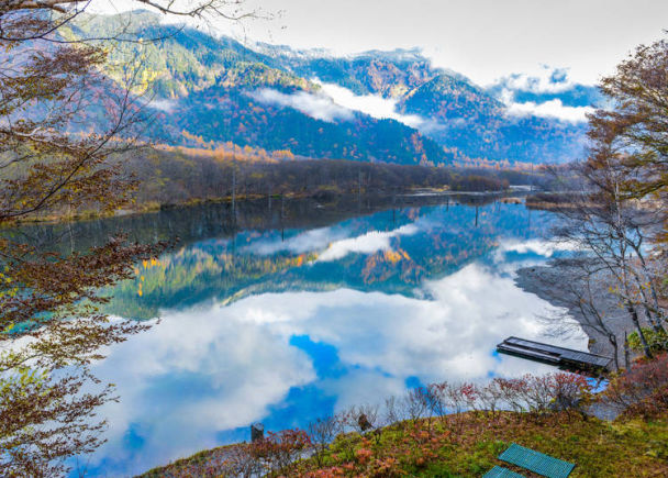 3 Recommended walking courses in Kamikochi, arranged by time
