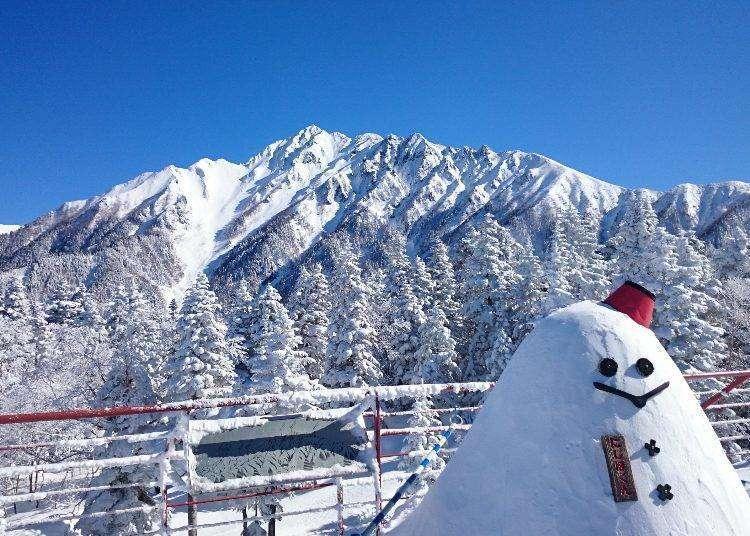 Enjoy a Panorama of the Northern Japan Alps on the Shinhotaka Ropeway!