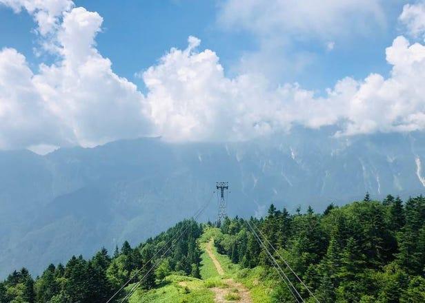 飛驒高山「新穗高纜車」搭乘體驗+周邊吃吃喝喝、泡溫泉
