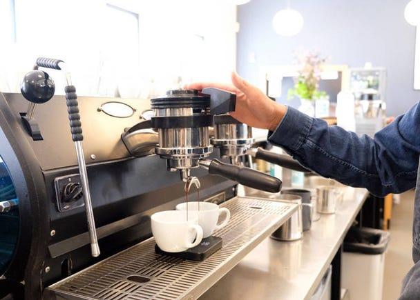 デンマーク1位の松井さんが淹れたコーヒーの味は……?
