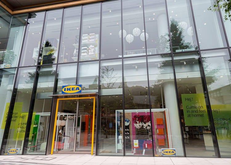 저렴한 상품과 하라주쿠 한정 음식을 즐길 수 있는 'IKEA 하라주쿠'