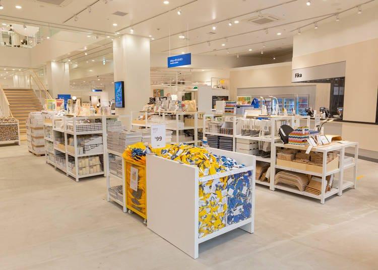 「IKEA原宿」超新鲜!首间瑞典超商在这里
