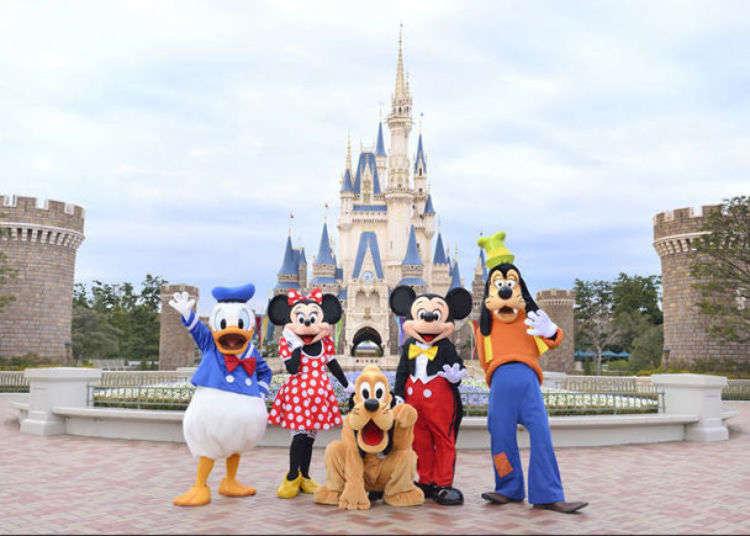 東京ディズニーランド&シーが7月1日に運営再開! 新型コロナ対策や ...