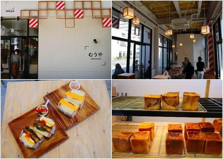 東京Mizumachi推薦店家⑤想吃美味的手工麵包就找「MUYA」
