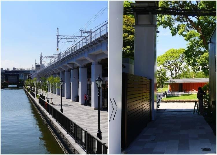 在「東京Mizumachi」周邊還可以這樣散散步~