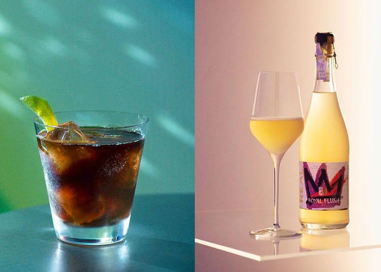 임산부나 어린 자녀들과 함께 온 손님들도 부담없이 즐길 수 있는 음료