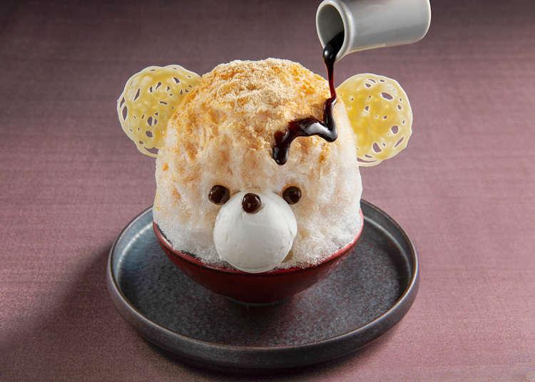 ひんやりふわふわ! 東京で限定かき氷が食べられるおすすめ店3選 - LIVE JAPAN (日本の旅行・観光・体験ガイド)