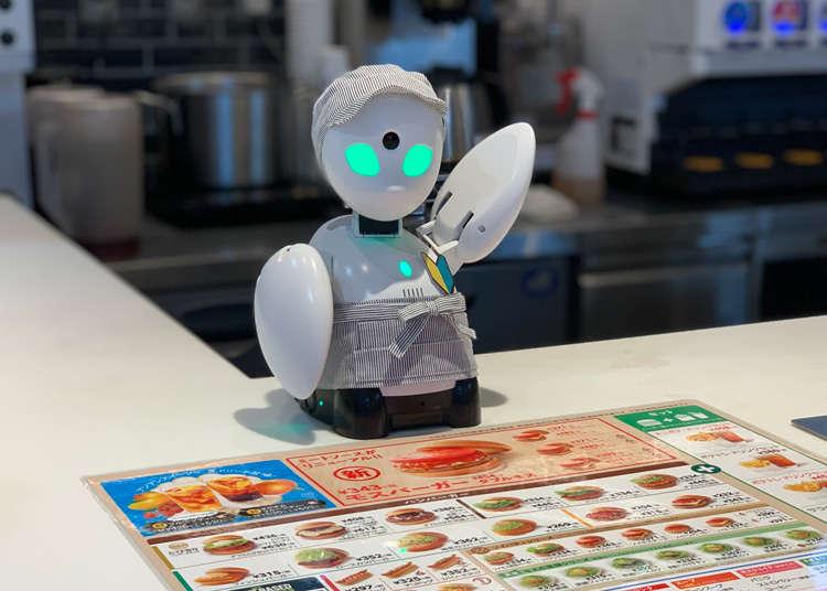 以後摩斯就沒店員了?2020日本餐廳點餐、療養服務超進化!