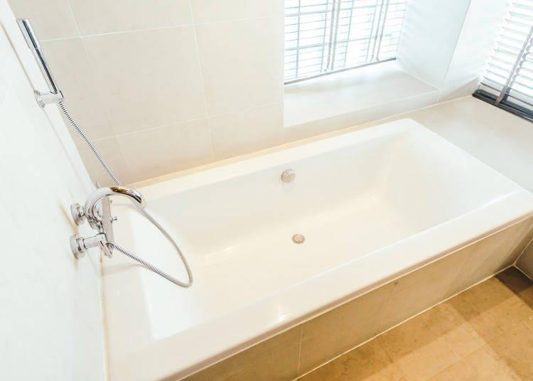 日本人はお風呂の回数が多い……?