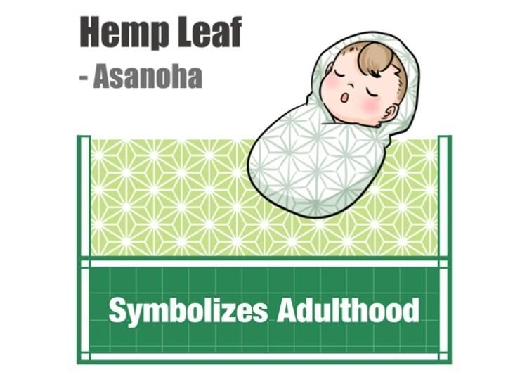 Hemp Leaf - Asanoha