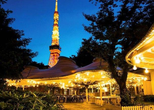 """緑豊かな屋外で""""ハワイ""""を感じる!東京プリンスホテル「森の中のビアガーデン」"""