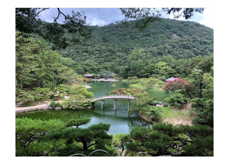 喜歡旅行就要去這裡!日本人最愛公園TOP 10