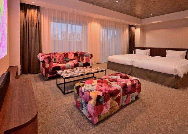 일본에서 화제의 유니크한 호텔 3곳 추천