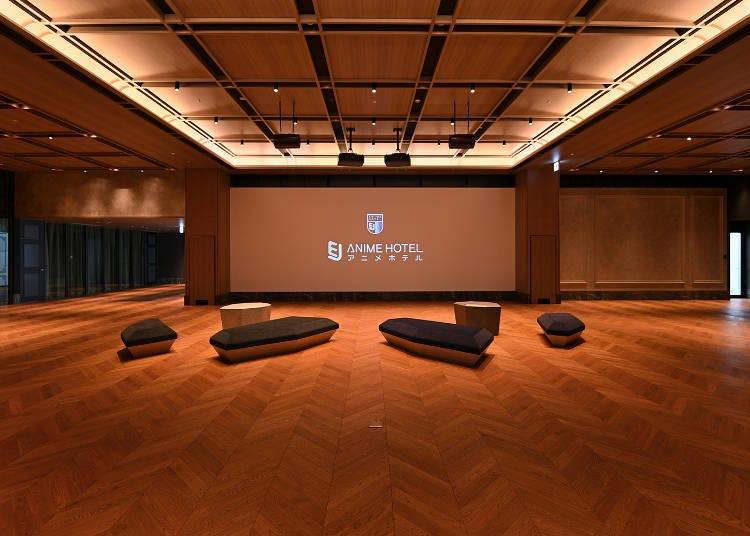你的房間就是劇院!角川集團「EJ ANIME HOTEL」