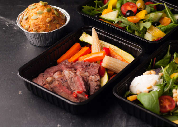 Japanese Take-out Shocks Foreigners: See Why!