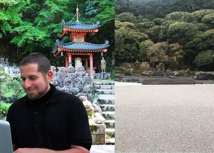 线上体验日本文化①探寻京都的奥秘/京都禅庭园、禅心