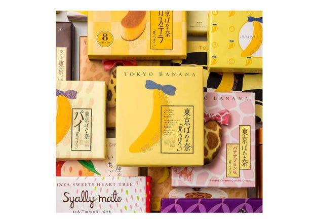 你愛的口味有在裡面嗎?東京芭娜娜468位店員票選最推薦的口味TOP10!