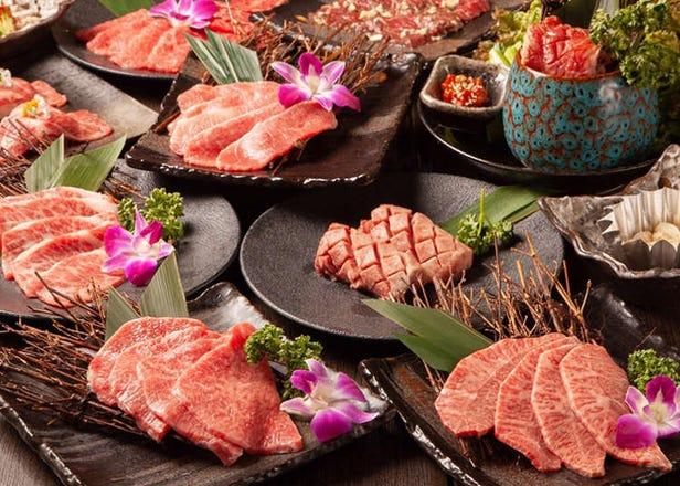 絶品お肉を食べまくり!池袋の焼肉食べ放題店まとめ3選