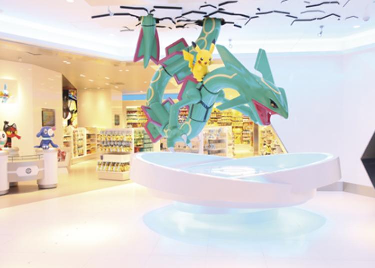 3. Pokémon Center Sky Tree Town (Tokyo Sky Tree Town Solamachi)