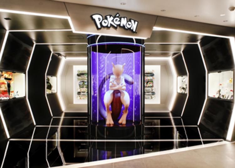 4. Pokémon Center Shibuya (Shibuya PARCO)