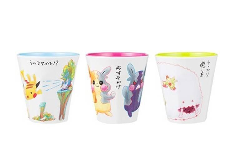 「…じゃない」宝可梦美耐皿塑胶杯