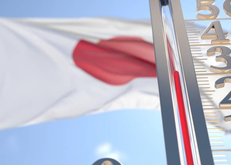 大熱天和颱風天也是不少!不能疏忽大意的日本秋天