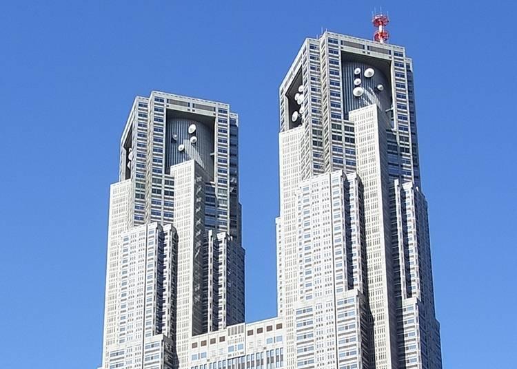 23. Tokyo Metropolitan Government Building