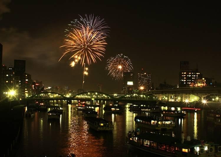30. Sumida River Fireworks Festival