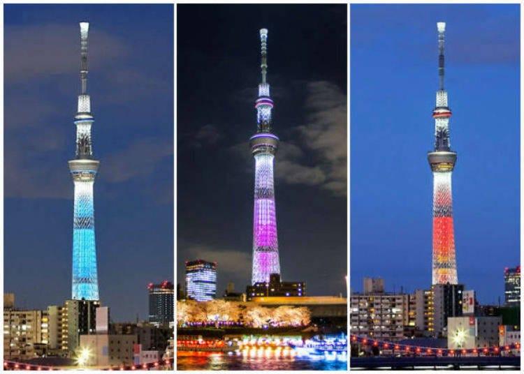 東京體驗⑭從晴空塔將整座東京盡收眼底