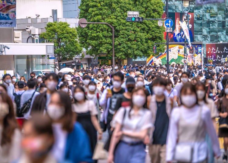 【最後に】2021年10月現在のワクチン接種率や日本の感染者状況