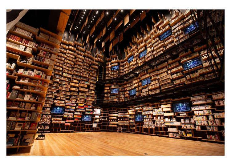 角川武藏野美術館2020年11月正式開幕!一窺館內獨特魅力空間