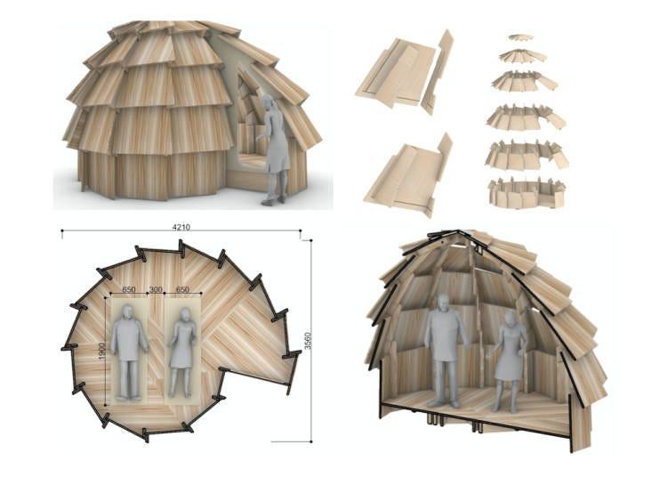 camp pod小介紹