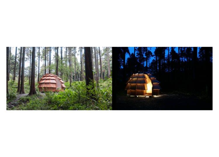 camp pod住宿方案介紹