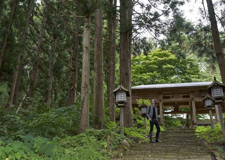 日本遺産を訪れよう