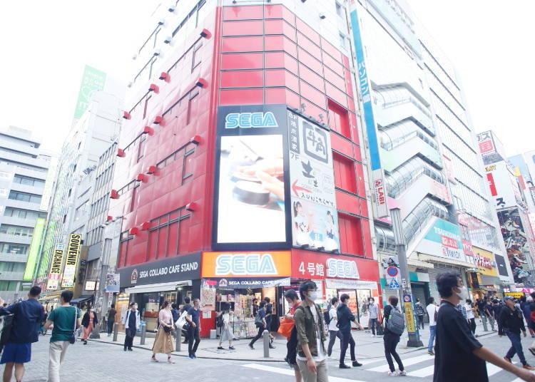 15:06 Depart Ueno Matsuzakaya for Akihabara