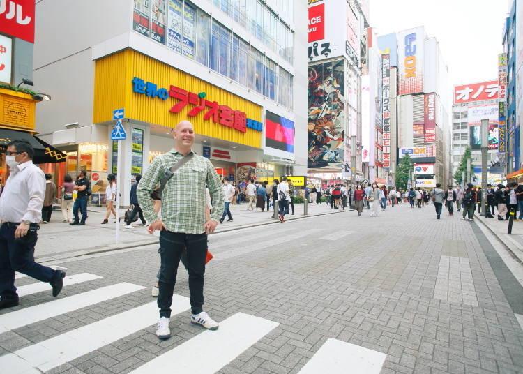 6時間1000日圓的方案,就跑了21個地方!使用10小時無限搭乘券的話,可以跑更遠更多地方!