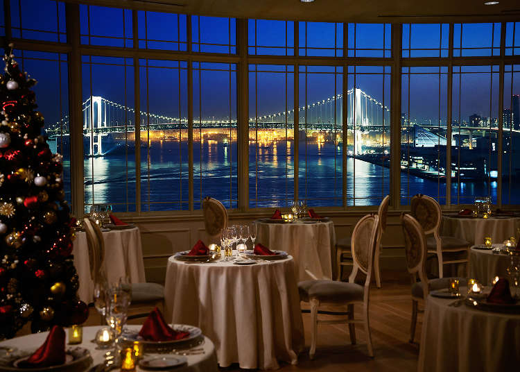 Christmas Dinner in Tokyo 2020: Where to Enjoy a Special Time This Year! | LIVE JAPAN travel guide