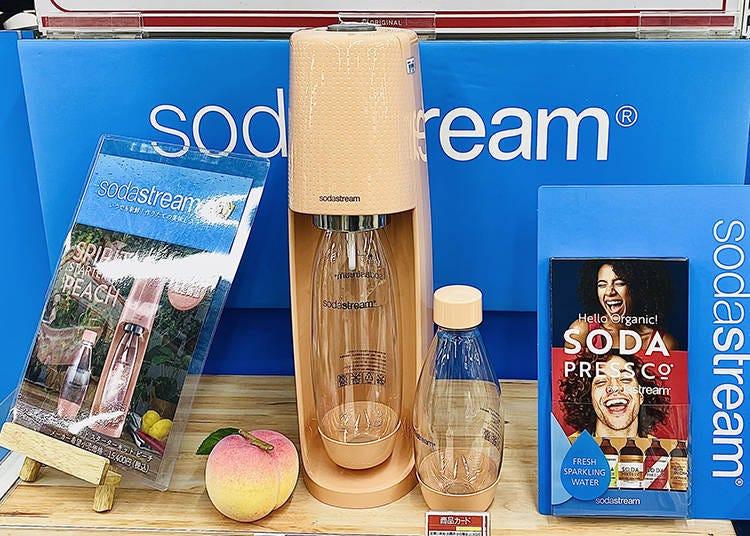 "10. SodaStream ""Spirit"""