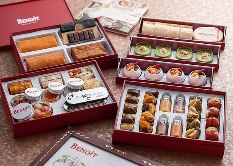 2. 擁有百年歷史的巴黎老字號餐酒館「Benoit Paris」的『法式節御料理』