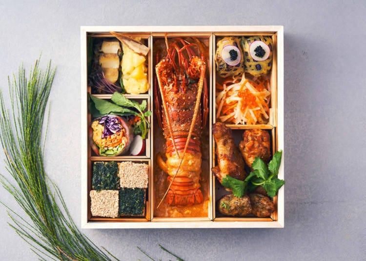 4. 惠比壽泰式餐廳「coci」全新研發的『Thai・Cuisine御節料理』