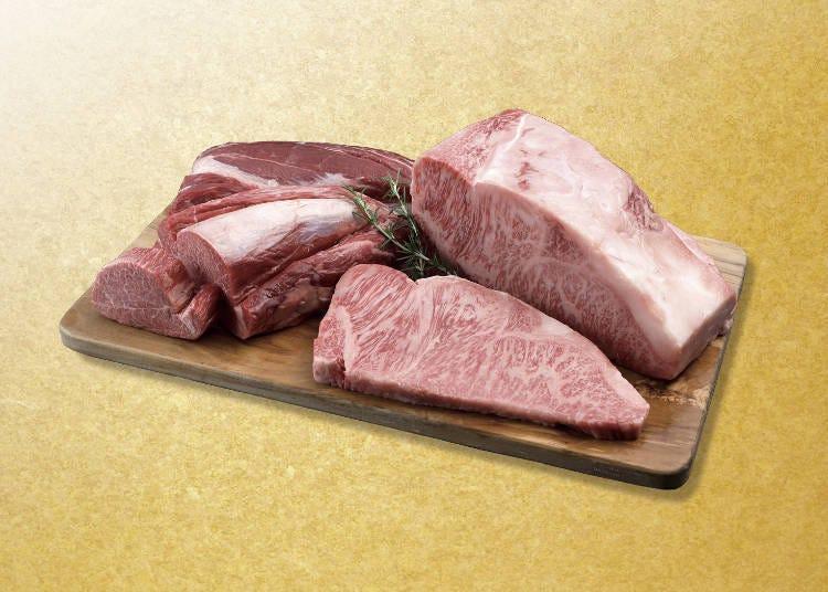 含稅150萬日圓:現在連「肉」都能訂閱!「半隻半隻慢慢讓你吃!整隻國産黒毛和牛福袋」【東武百貨店池袋本店】