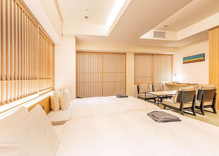 浅草で和の雰囲気を感じるおすすめの旅館・ホテル4選 スカイツリーや天然温泉も満喫!