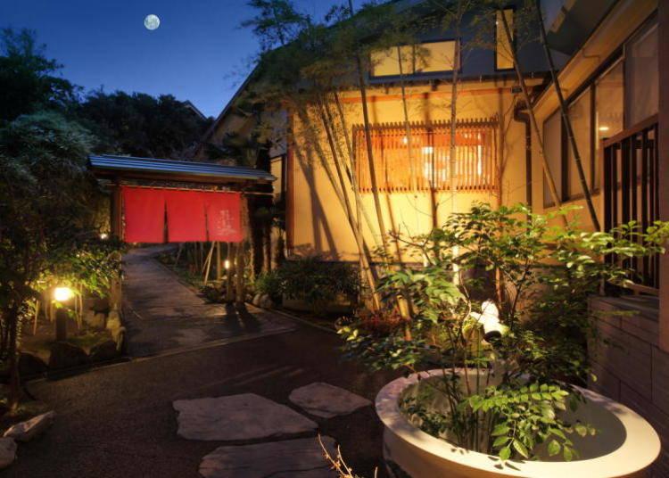 1. 每一個地方都是海景特等席「哈那希布基日式旅館」